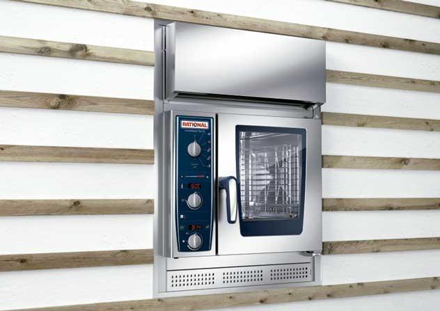 horno CombiMaster Plus XS encastrado