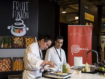 Fruit Fusión 2016