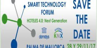 La próxima edición del Smart Technology Forum está dirigida al sector hotelero
