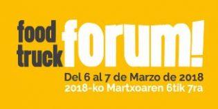 La segunda edición del Food Truck Forum vuelve en marzo a Bilbao Exhibition Centre