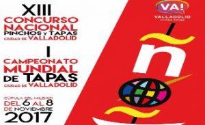 concurso tapas y pinchos Valladolid