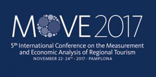 Pamplona acoge la 5ª conferencia internacional Move 2017 sobre turismo inteligente y sostenible