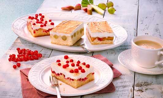 Las nuevas Planchas con merengue y fruta de Erlenbacher
