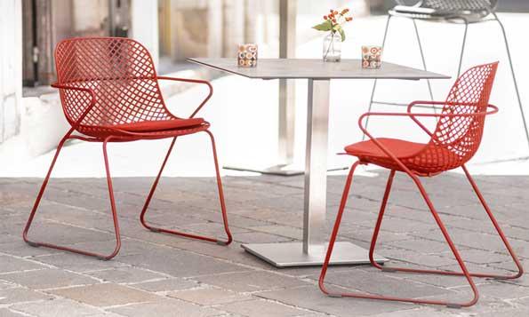 Profesionalhoreca, sillas Ramatuelle de Grosfillex