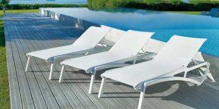 Grosfillex: mobiliario exterior elegante, atemporal y resistente