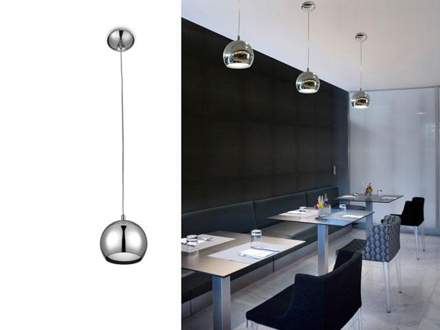 Lámpara Bola, de Pujol Iluminación