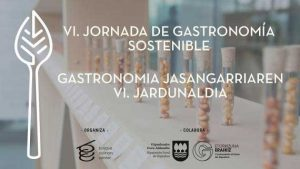 Logo de la jornada de gastronomía sostenible del BCC
