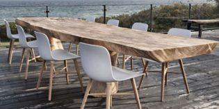 Mesas Lux Tables: la belleza de la madera en su máxima expresión