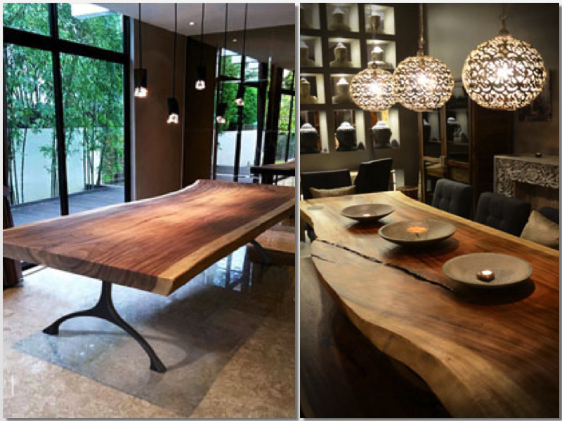 mesas Lux Tables