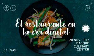 Logo jornada BCC el restaurante en la era digital