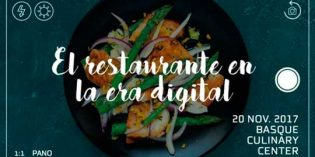 El restaurante en la era digital y la sostenibilidad: nuevas jornadas en Basque Culinary Center