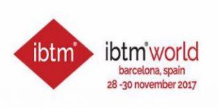 Ibtm World 2017, la gran cita para los viajes de negocios