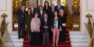 Los galardonados en los XXXIII Premios Memoriales de Gastronomía