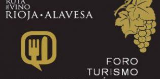 La Rioja Alavesa protagoniza el Foro de Turismo Enogastronómico de la Laguardia