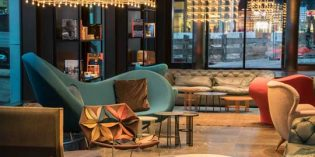 Diseño, arte y color en el nuevo hotel Motel One en Berlín