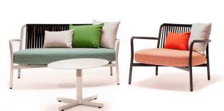 Bold, la primera línea de mobiliariode exterior de Lagranja Collection