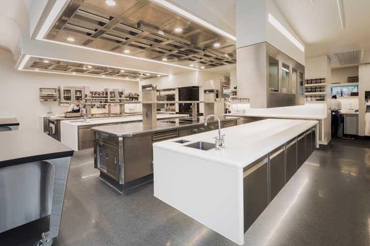 La espectacular nueva cocina de The French Laundry