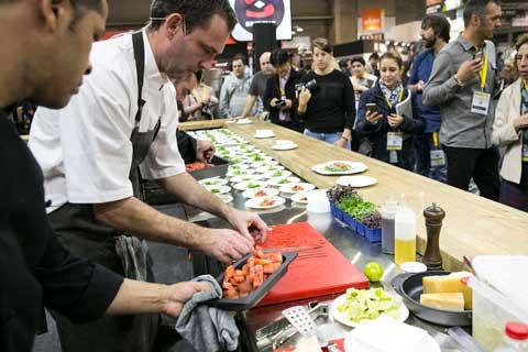 Cocinero profesional es lo mismo que chef