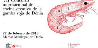 Gamba Roja de Dénia, Xantar, cocina italiana, Next Chef… nuevos concursos para profesionales
