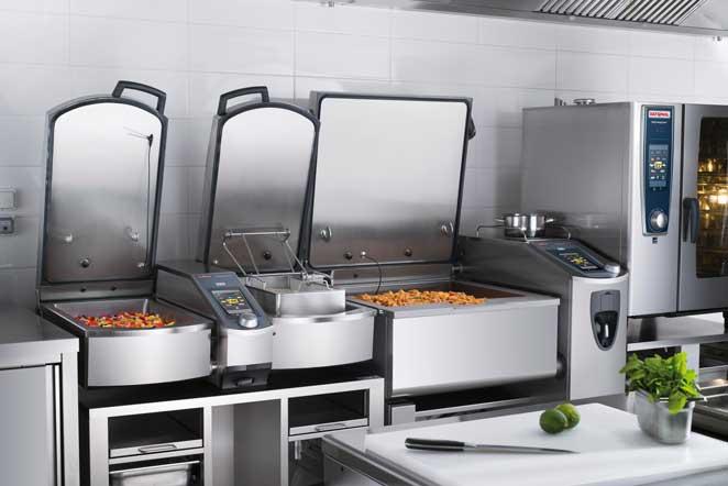 Equipos Rational para la cocina profesional