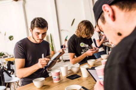 profesionalhoreca Q Grader -catadores de café