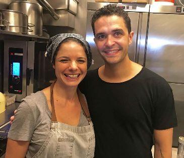 Jenisse Ferrari y Mario Rodríguez - profesionalhoreca cocinero revelacion