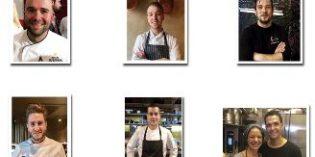 ¿Quién de estos aspirantes será el Cocinero Revelación 2018?