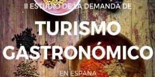 El turismo gastronómico mueve a más del 76% de los españoles