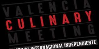 El II Valencia Culinary Meeting volverá a reunir a reconocidos chefs que compartirán fogones