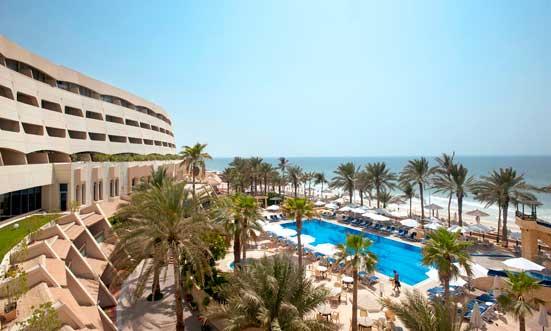 El futuro hotel Occidental Sharjah Grand, en Emiratos Árabes Unidos