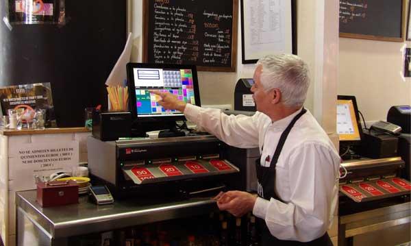 Sistema CashGuard en la Cervecería del Mercado de San Miguel