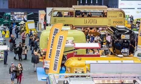 El balance de la primera edición del Food Truck Forum fue muy positivo, con casi 1.000 visitantes profesionales,