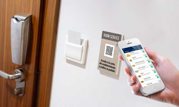 App PortalRest para hotel, de ICG