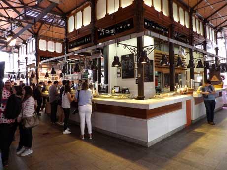 La Cervecería del Mercado de San Miguel
