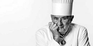 """Luto en el mundo gastronómico: adiós a Paul Bocuse y a """"Caius Apicius"""""""