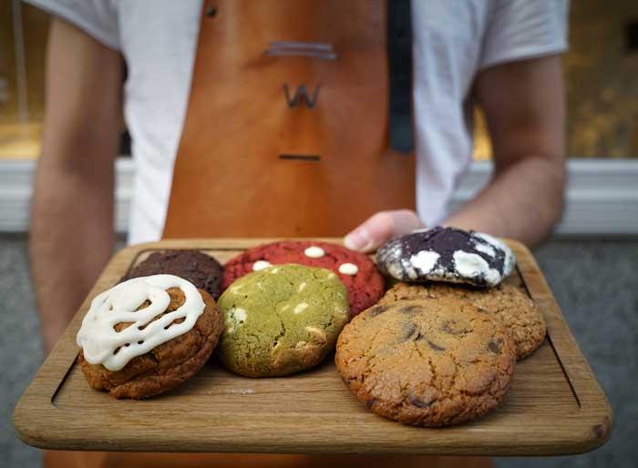 Las cookies de Waycup son totalmente distintas a las convencionales