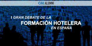 I Gran Debate de Formación Hotelera, en Fitur 2018