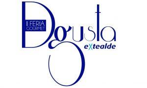 Logo segunda edición de feria gourmet Dgusta