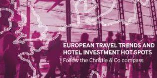 El éxito de Europa como destino turístico traerá nuevas oportunidades de inversión hotelera