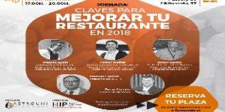 Jornada de formación de GastroUni: claves para mejorar tu restaurante