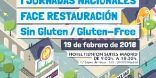 I Jornadas Nacionales FACE Restauración Sin Gluten