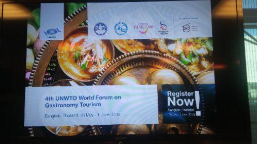 profesionalhoreca cartel foro turismo gastronomico