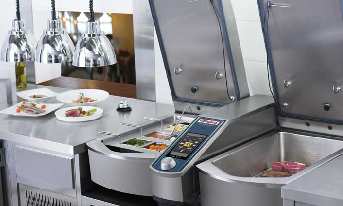 VarioCooking Center de Rational