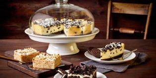 Brownies, blondies y cheesecakes: nuevas referencias de pastelería americana de Erlenbacher