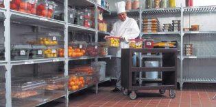 Camshelving: las estanterías premium que todos los chefs quieren tener
