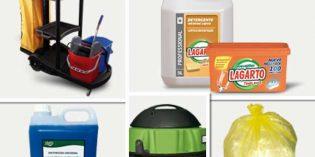Suministros para baño y limpieza en la tienda on-line Hosteler.OD de Viking