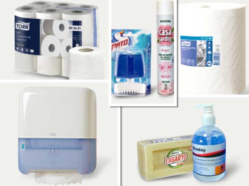 Productos de baño de HostelerOD, de Viking