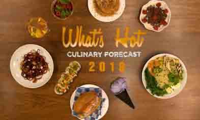 Nuevas tendencias alimentarias 2018 - NRA