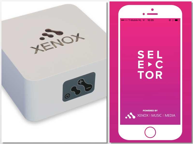 Xenox - Hunters de Hostelco