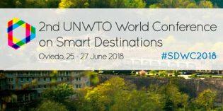 El II Congreso Mundial de Destinos Turísticos Inteligentes se celebrará en Oviedo